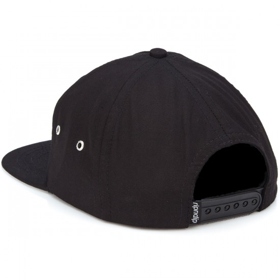 Rip N Dip Lord Nermal Five Panel Hat - Black