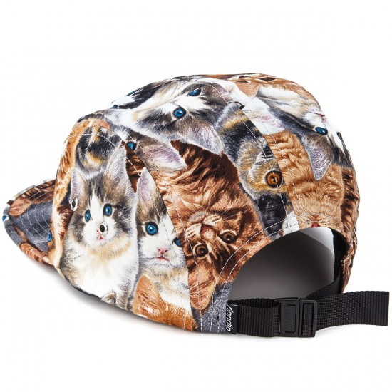 Rip N Dip Nermal Camp Hat - Brown