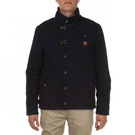 Roark Axeman Mid-Weight Jacket - Navy
