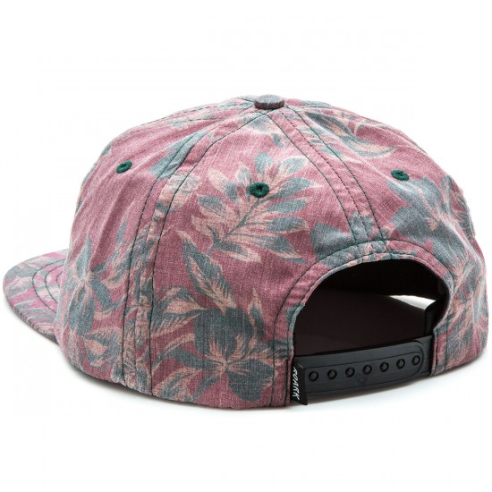 Roark Cat Ba Imperial Snapback Hat - Red