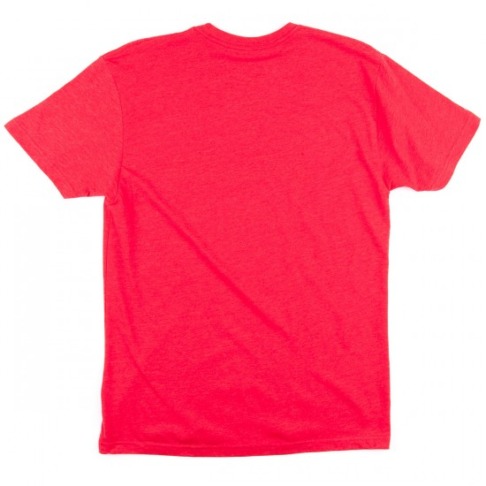 Roark Enlightenment T-Shirt - Heather Red