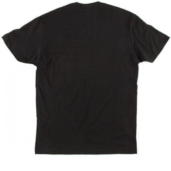 Roark Ghostrider T-Shirt - Black/Blue