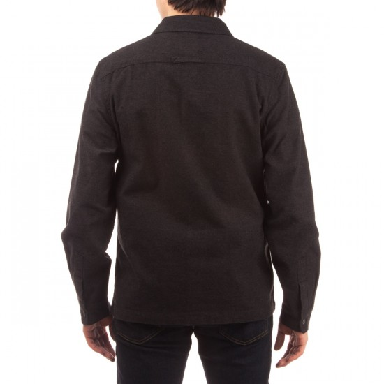 Roark High Road Shirt Jacket - Charcoal