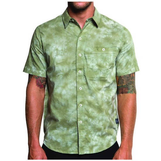 Roark Le Patio Shirt - Army