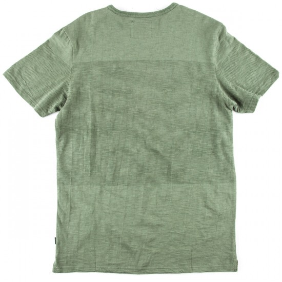 Roark Lurp Knit T-Shirt - Army