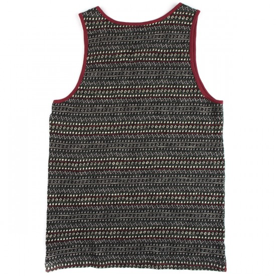 Roark Off Beat Tank Top - Black