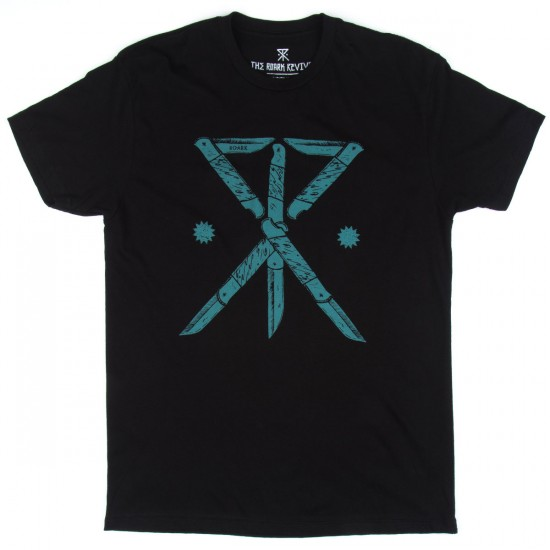 Roark Play With Knives T-Shirt - Black