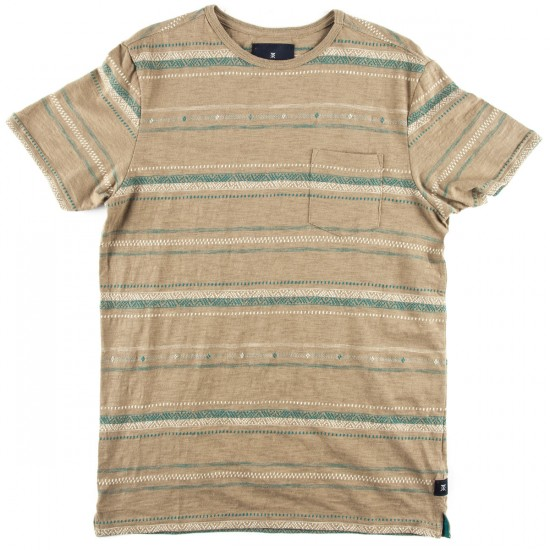 Roark Villager Knit T-Shirt - Natural
