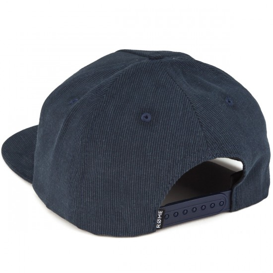 Rome Fire Hat - Navy