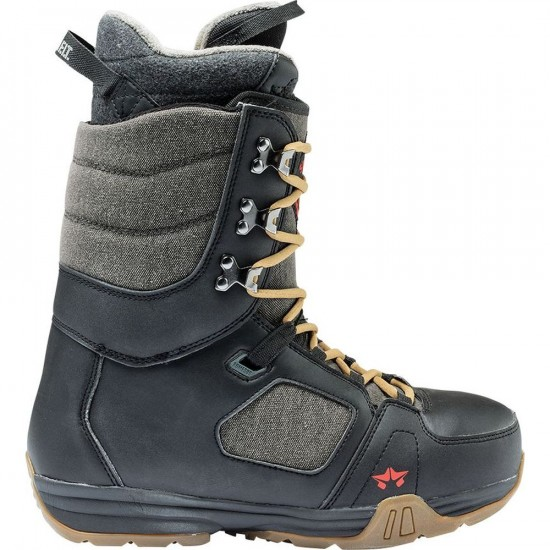 Rome Smith Snowboard Boots 2017 - Black