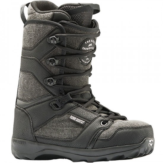 Rome Women's Smith Snowboard Boots - Black - 2014
