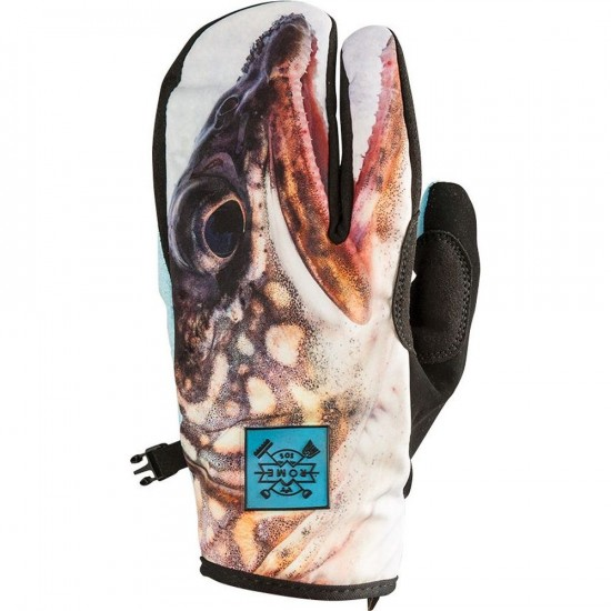 Rome Spring Trigger Snowboard Gloves - Trout