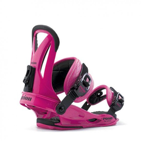 Union Rosa Snowboard Bindings - Magenta - Women's 2014