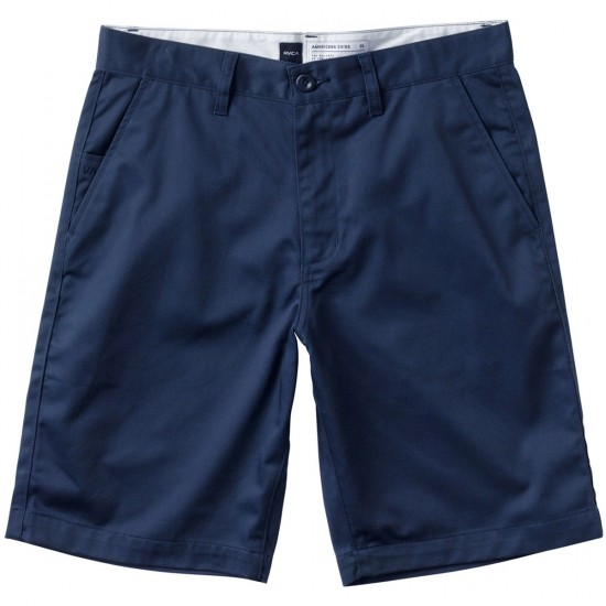 RVCA Americana Shorts - Midnight