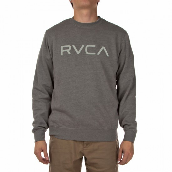 RVCA Big RVCA Sweatshirt - Monument
