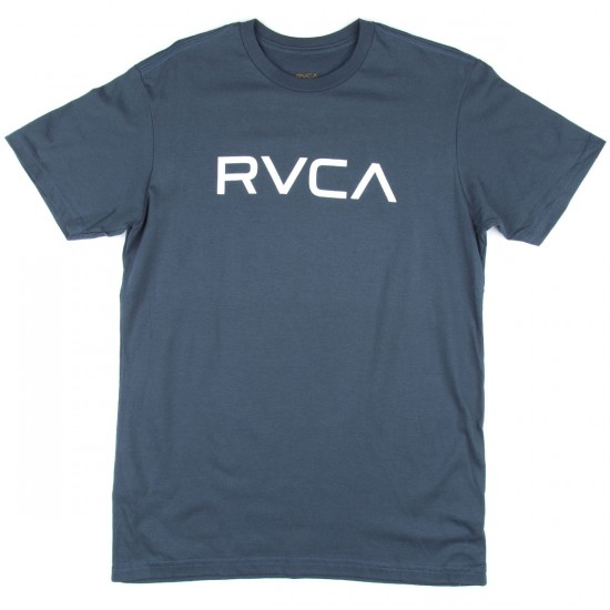 RVCA Big RVCA T-Shirt - Midnight/Black