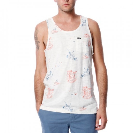 RVCA Bombs Away Tank - Vanilla
