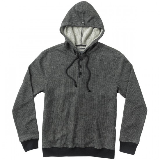 RVCA Capo Sweatshirt - Black/Heather