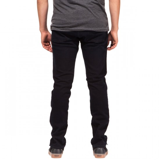 RVCA Daggers Denim Pants - Blue Black - 30 - 32