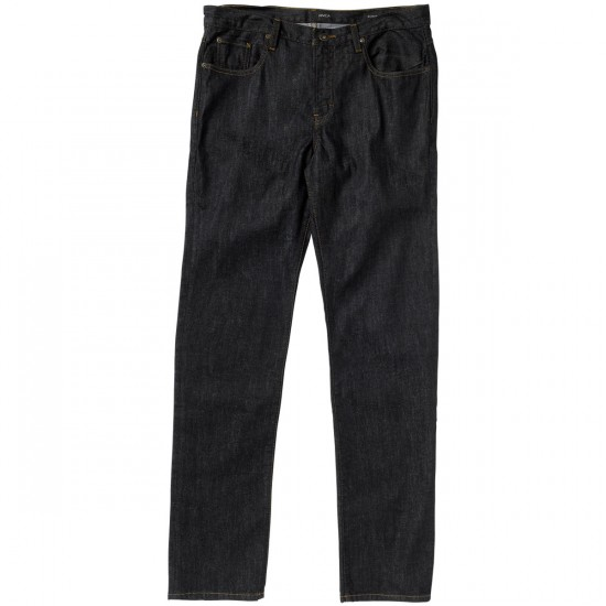RVCA Daggers Denim Pants - Deep Indigo