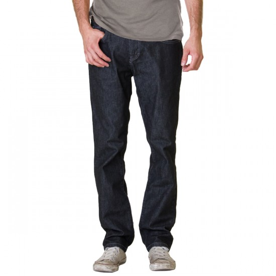 RVCA Daggers Denim Pants - Heritage Black - 29 - 32