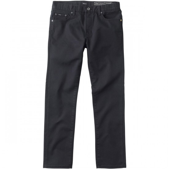 RVCA Daggers PVSH Fresh Pants - Black - 28 - 32