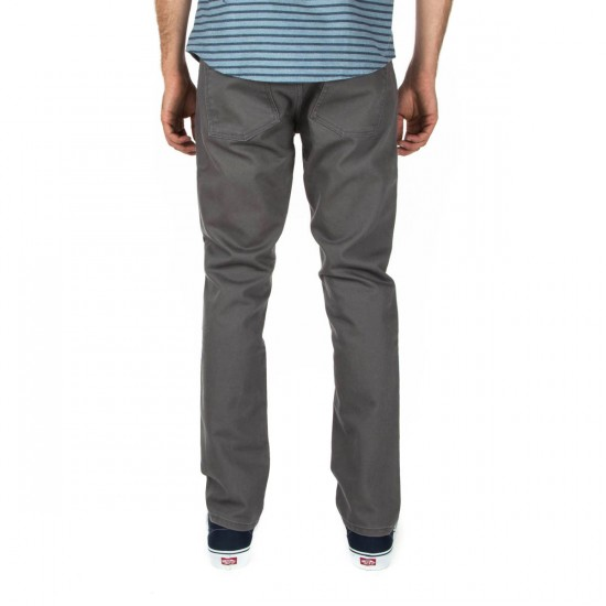 RVCA Daggers PVSH Fresh Pants - Pavement - 28 - 32