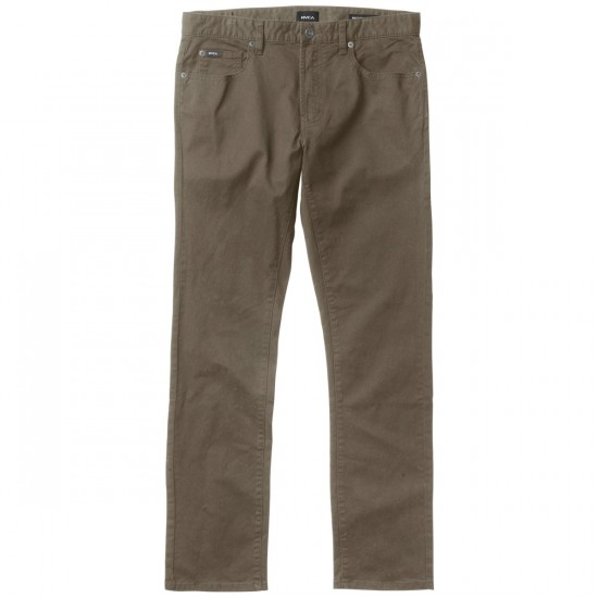 RVCA Daggers Youth Twill Pants - Dark Khaki