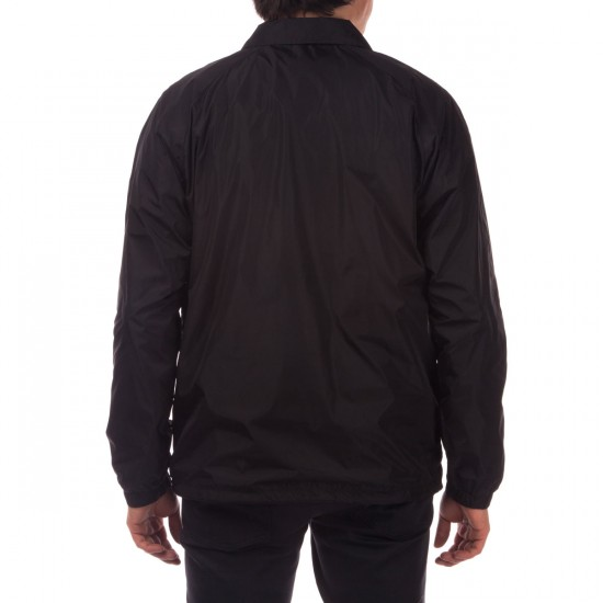 RVCA Motors Coach Jacket - Black