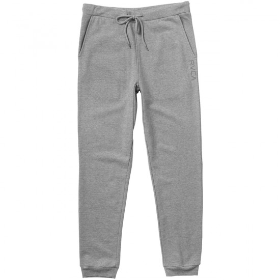 RVCA Peggville 2 Sweat Pants - Grey Noise