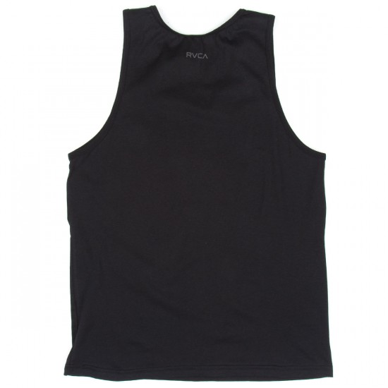 RVCA Position Tank Top - Black