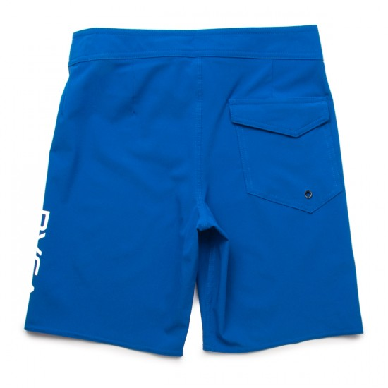 RVCA Register II Youth Boardshorts - Ultra Blue