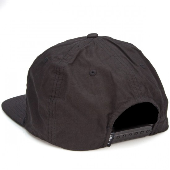 RVCA RVCA Islands Six Panel Hat - Black