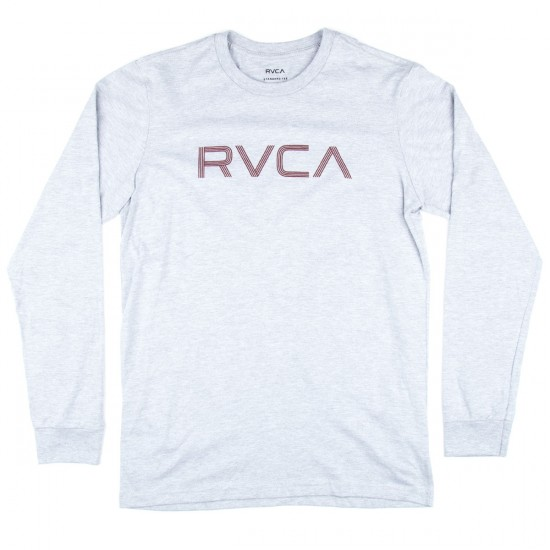 RVCA RVCA Lines T-Shirt - Athletic