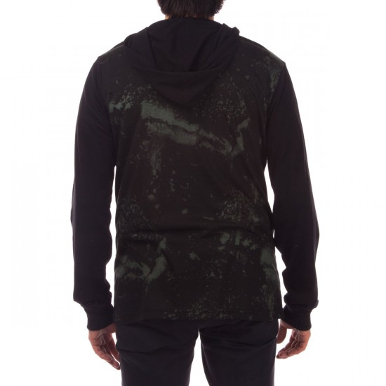 RVCA Set Up Hoodie - Duck Green