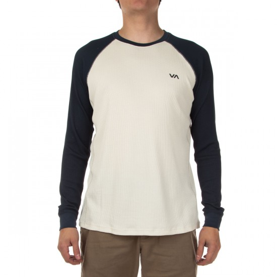 RVCA Source Thermal Shirt - Midnight