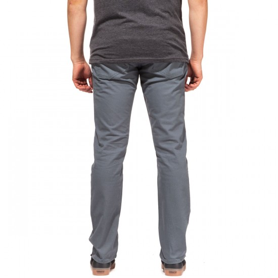 RVCA Stay RVCA Pants - Stormy Blue - 30 - 32