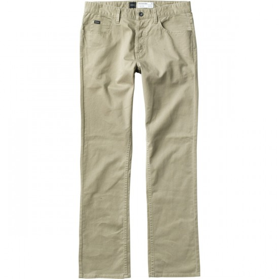 RVCA Stay RVCA Youth Pants - Dark Khaki
