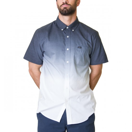 RVCA That'll Do Dip Short Sleeve Shirt - Black