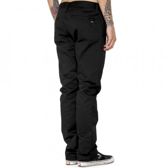 RVCA The Week-End Pants - Black