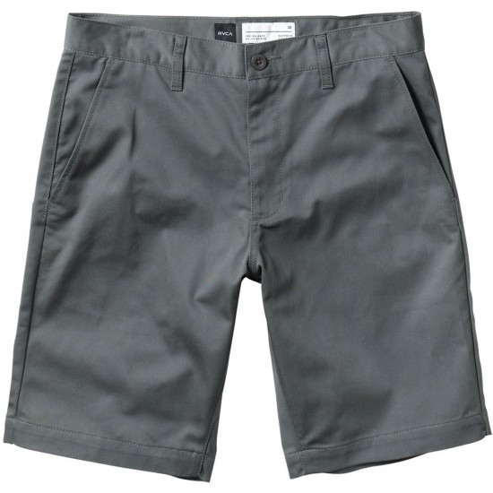 RVCA The Week-End Shorts - Pavement