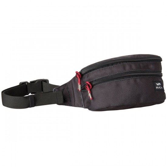 RVCA Towns Waist Pack - Pirate Black