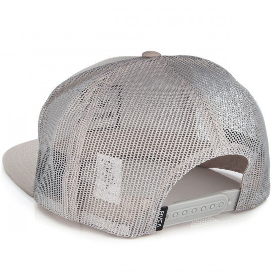RVCA VA All The Way Truck Hat - Light Grey