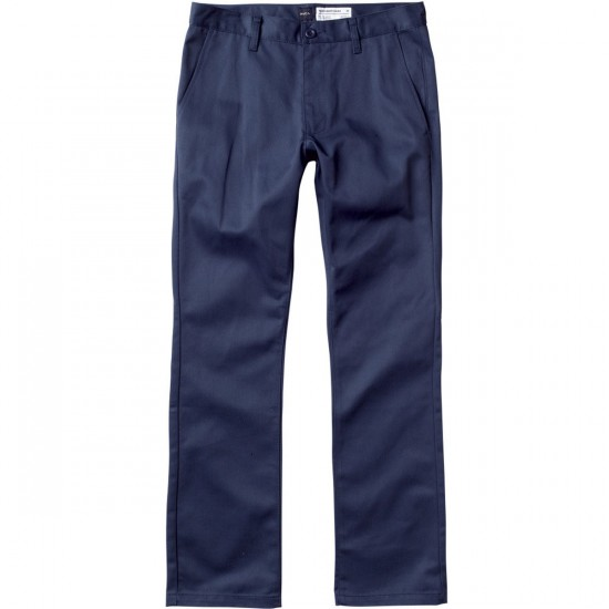 RVCA Weekday Youth Pants - Midnight