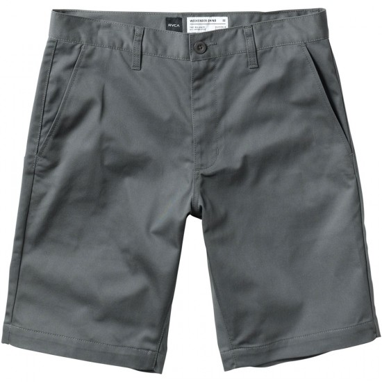 RVCA Weekday Youth Shorts - Pavement