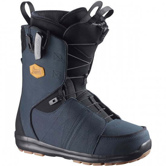 Salomon Launch Snowboard Boots - Navy/Black/Navy