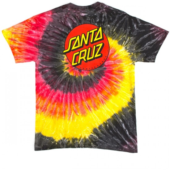 Santa Cruz Classic Dot T-Shirt - Kingston