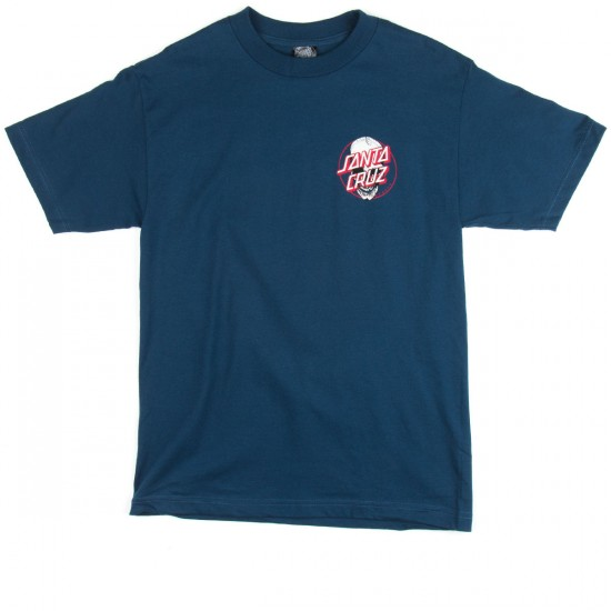 Santa Cruz Deadpool V2 T-Shirt - Harbor Blue