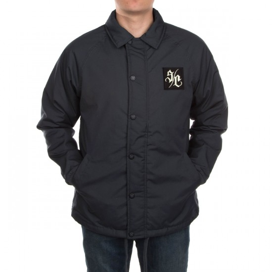 Santa Cruz Mac Coach Jacket - Charcoal