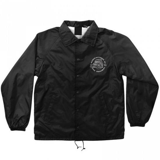 Santa Cruz SC Motor Coach Jacket - Black